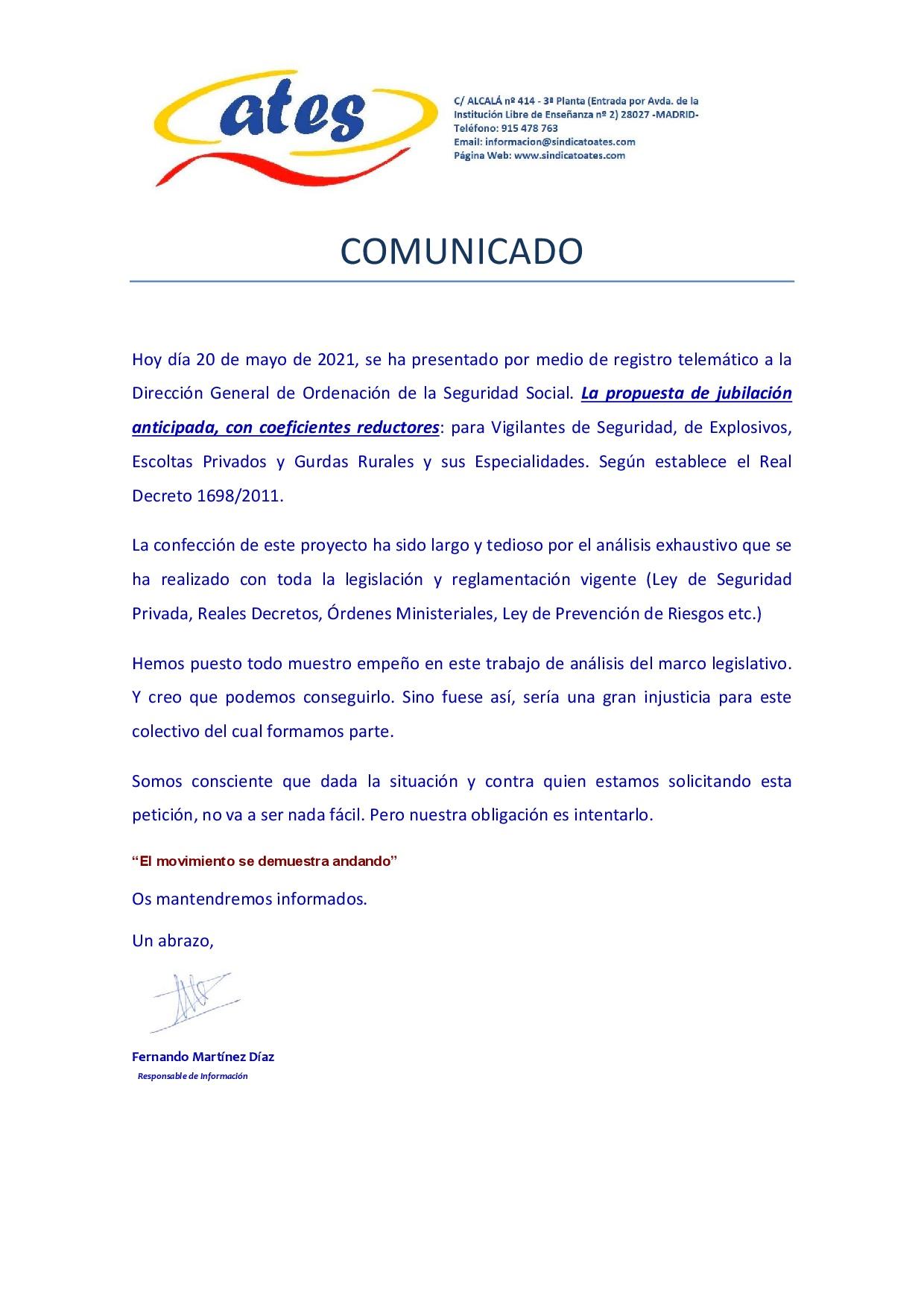 Propuesta coeficientes reductores- Fernando ATES