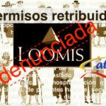 ATES presenta denuncia contra Loomis por impago de los permisos retribuidos