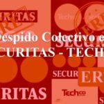 SECURITAS comunica los afectados por el ERE