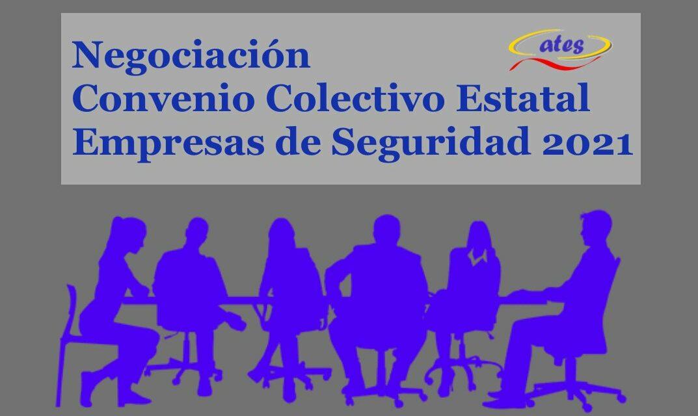 Se inicia la negociación del Convenio Colectivo de Seguridad Privada