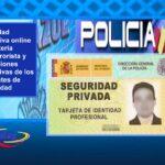 Actividad formativa por medios telemáticos dirigida a Vigilantes de Seguridad y Escoltas