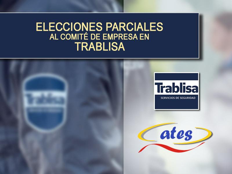 Elecciones parciales en Trablisa