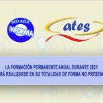 Formación permanente anual 2021