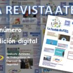 Nuevo número de la REVISTA ATES en versión digital