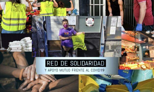 Red de solidaridad y apoyo mutuo frente al COVID 19
