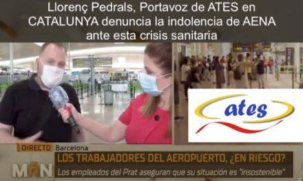 AENA mantiene los aeropuertos con vigilancia insuficiente