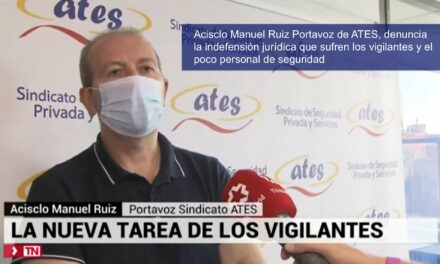 ATES denuncia la violencia que se está viviendo en el transporte público
