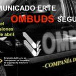 Comunicado OMBUDS SEGURIDAD: Se prologa el ERTE de prisiones hasta el 12 de abril