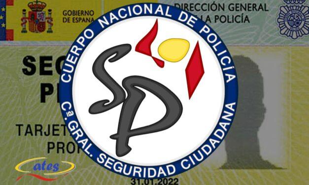 La Policía Nacional reanuda la obtención y renovación de la Tarjeta de Identificación Profesional (TIP) en Fase II